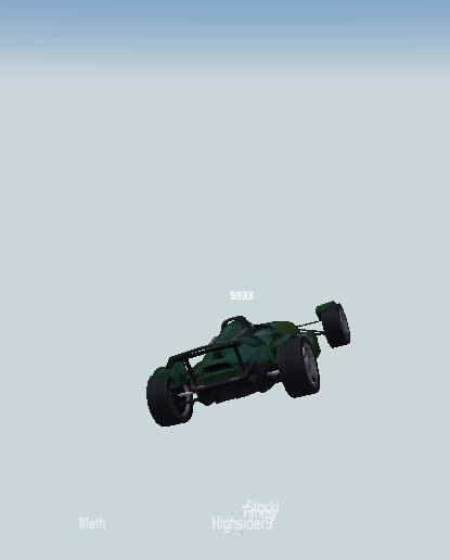 seax in the air